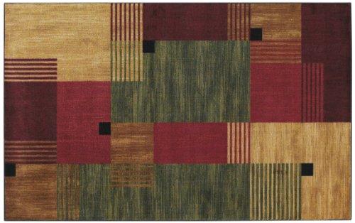 Mohawk Home New Wave Alliance Geometric Printed Area Rug, 5'x8', Multicolor
