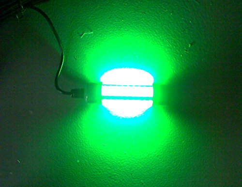 Pmd Products 12v Underwater Green Led Fishing Light Snook Light Dock Night Fishing W Case 25