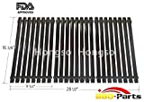 Hongso PCA343-NEW Porcelain Steel Cooking Grid Replacement for Select Uniflame Gas Grill Models, 51343 Sold as a set of 3; aftermarket replacements