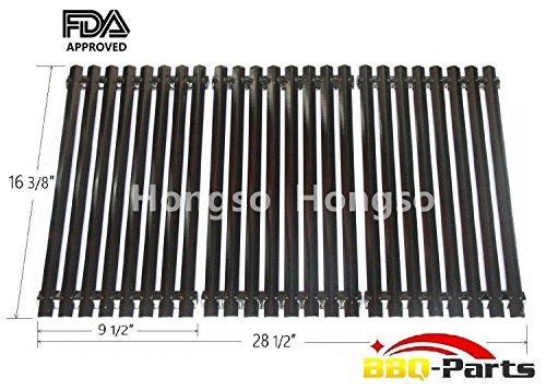 Hongso-PCA343-NEW-Porcelain-Steel-Cooking-Grid-Replacement-for-Select-Uniflame-Gas-Grill-Models-51343-Sold-as-a-set-of-3-aftermarket-replacements
