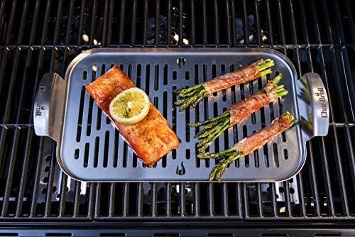 Char-Broil 140 015 - Plat de cuisson GRILL+®.