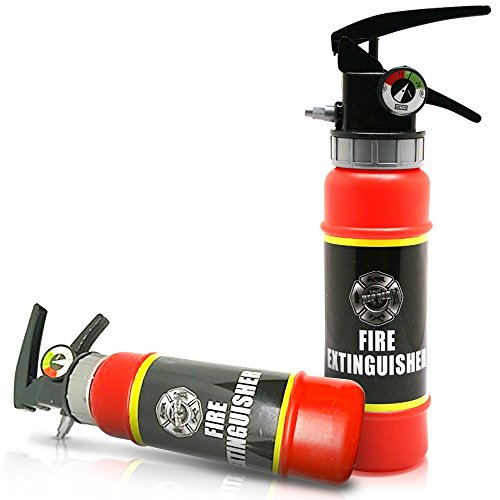 Fire Extinguisher Squirter Toy by ArtCreativity | 9