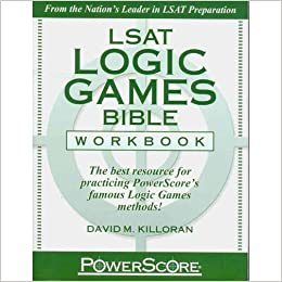 Powerscore Logic Games Bible Pdf