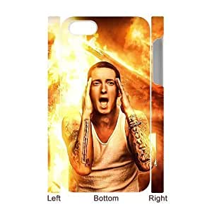 C-EUR Diy hard Case Eminem customized 3D case For Iphone 4/4s