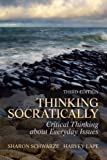 Thinking Socratically, Schwarze, Sharon and Lape, Harvey, 0205885853