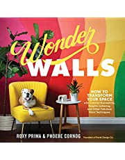 Wonder Walls: How to Transform Your Space with Colorful Geometrics, Graphic Lettering, and Other Fabulous Paint Techniques