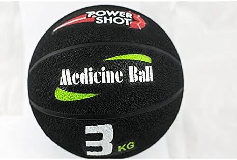 PowerShot Balones Medicinales Talla:4 kg: Amazon.es: Deportes y ...