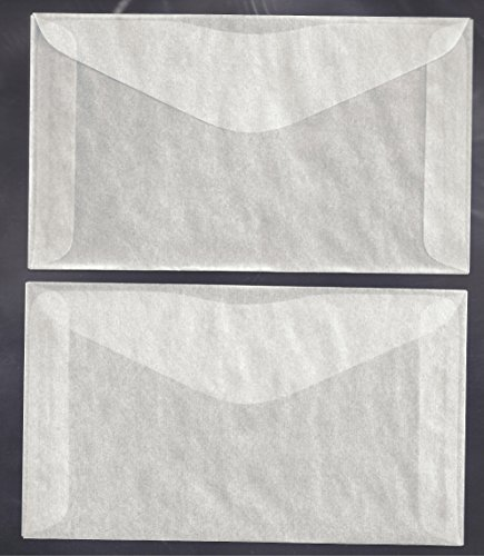 Glassine Envelopes - 7