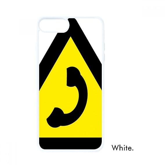 Amazon Warning Symbol Yellow Black Calling Prohibited Triangle