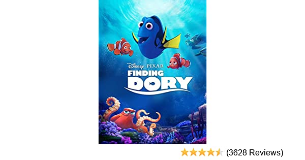 Amazoncomtr Watch Finding Dory Theatrical Version Prime Video