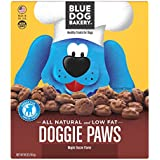 Blue Dog Bakery | Dog Treats | All-Natural | Maple Bacon | Doggie Paws | 18oz (Pack of 1)