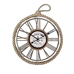 51fOm9ynFbL._SS300_ Nautical Themed Clocks