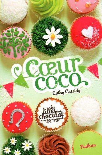 Les filles au chocolat n° 4 Coeur coco