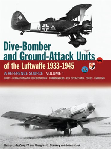 Dive Bomber & Ground Attack Units of the Luftwaffe Vol ()