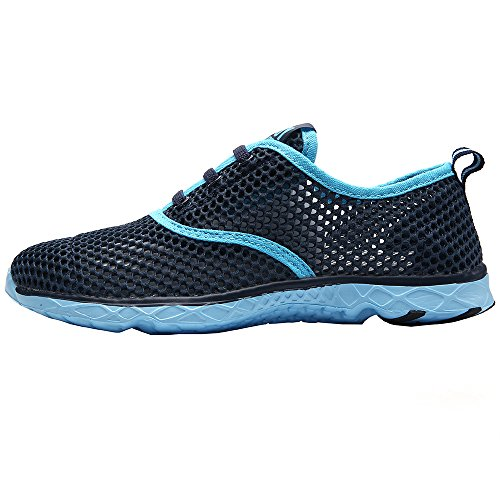 scarpe Aqua acqua asciugatura da rapida donna Blue aleader qnfwYFOf