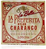 LaBella C80 La Bella Charango Set