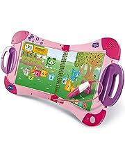 VTech – 602155 – MagiBook Starter Pack, roze (Frans talig)