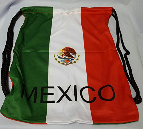 New! MEXICO NATIONAL TEAM BACKPACK Cinch (New Cinch)