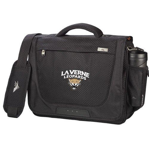 CollegeFanGear LaVerne High Sierra Black Upload Business Compu Case 'Official Logo' by CollegeFanGear