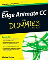 Adobe Edge Animate CC For Dummies Front Cover