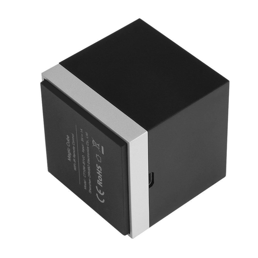 Умный дом ORVIBO ИК пульт дистанционного управления совместимый с Alexa, волшебный куб беспроводной контроллер беспроводной беспроводной беспроводной дом Wi-Fi пульт дистанционного управления для Android iOS телефона (Фото 1)