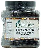 Best Chocolate Espresso Beans - Sugar Free Dark Chocolate Espresso Beans - 1.5 Review