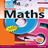Longman Active Maths by Pearson for CBSE Class 5