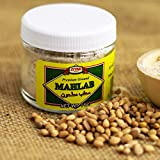 Ziyad Shaker Gourmet Ground Mahlab, Mahlepi, A Hint of Cherry Spice, 100% All-Natural, Additives No Preservatives, Perfect for Pastries and Baking! 1 oz