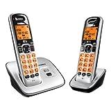 Uniden D1660-2 Cordless Phone - DECT - 1 EA/BX