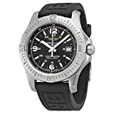 Breitling Colt Black Dial Black Rubber Mens Watch A7438811-BD45BKPT3