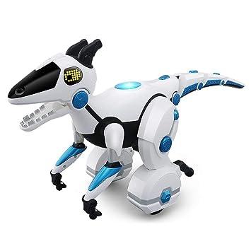 RCTecnic - Robótica Gyrosaur   Dinosaurio Robot Teledirigido Gestos Inteligente