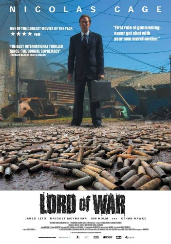 Image result for lord of war poster amazon