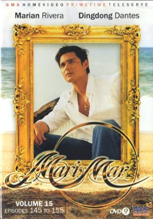 Amazon com: Mari Mar Vol 15: Marian Rivera, Dingdong Dantes, Joyce E