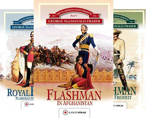 Die Flashman-Manuskripte (Reihe in 11 Bänden) by