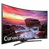 "Samsung 55"" Class UN55MU650D Curved 4K Ultra HD LED LCD TV"