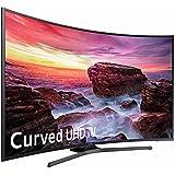 Samsung 55 Class Curved 4K (2160P) Smart LED TV (UN55MU650D)