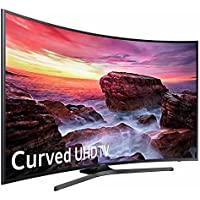 Samsung 55 Class UN55MU650D Curved 4K Ultra HD LED LCD TV