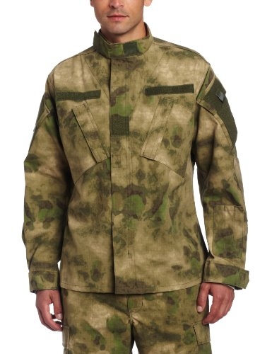 Propper Men's Army Combat Uniform (ACU) Coat, A-TACS FG Camo, XX-Large Regular