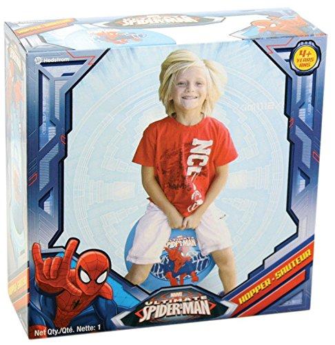 Marvel Ultimate Spiderman Inflatable Hopper Ball Disney Princess Hop Ball