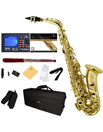 Lovely Mistral Alto Saxophone With Mouthpiece Musical Instruments & Gear Other Brass Instruments