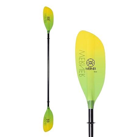 Werner Paddles Shuna Straight STD Kayak Paddle