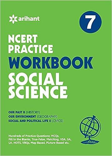 WORKBOOK SOCIAL SCIENCE CBSE- CLASS 7TH: Amazon in: Arihant