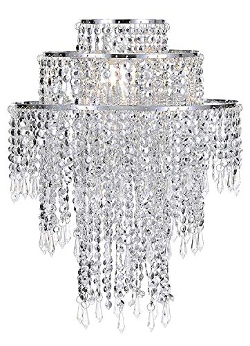 Outdoor Acrylic Lamp Shade in US - 8