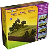 Woodland Scenics Diorama Kit, Basic