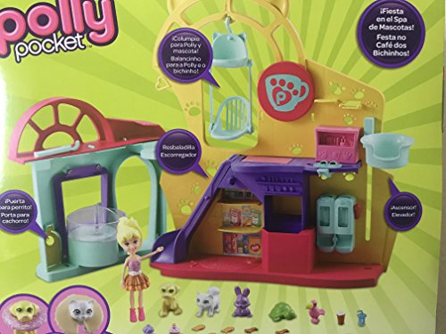 Polly Pocket Playtime Doll Pet ()