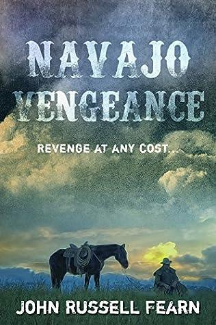 book cover of Navajo Vengeance