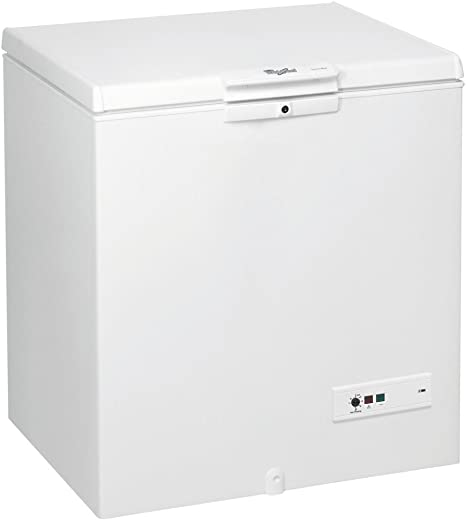 Whirlpool WHM 2110 Independiente Baúl 204L A+ Blanco - Congelador ...