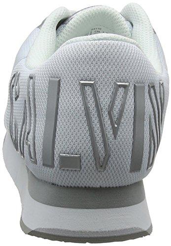 Klein 000 Taja Hf Mujer Blanco Wsi para Jeans Calvin Mesh Zapatillas dIZxvdq