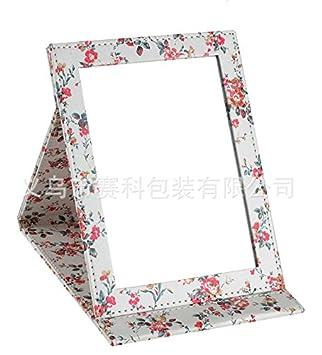 spiegel schminkspiegel tischspiegel taschenspiegel klappspiegel reisespiegel blumen shabby  klappspiegel sind praktisch und schon #13