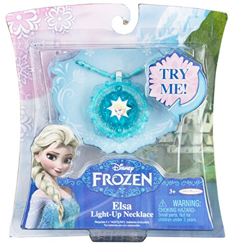 Frozen 82426 Elsa Light Up Necklace